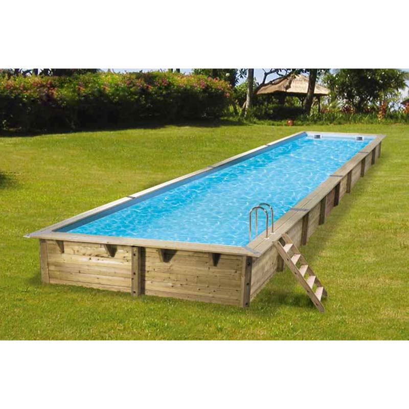 Catgorie piscine page 3 du guide et comparateur d 39 achat for Piscine bois a enterrer
