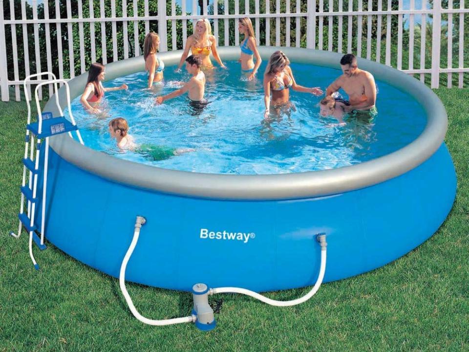 Catgorie piscine page 2 du guide et comparateur d 39 achat for Piscine autoportante