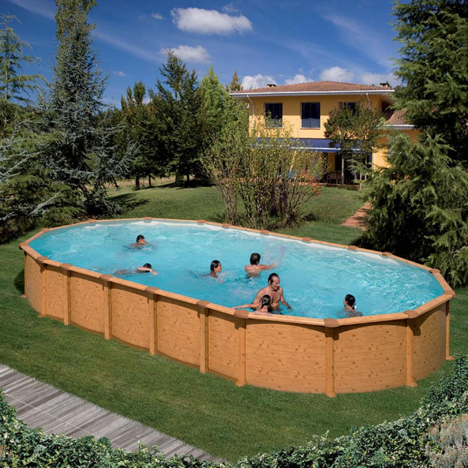 Cat gorie piscine page 2 du guide et comparateur d 39 achat for Piscine acier enterree