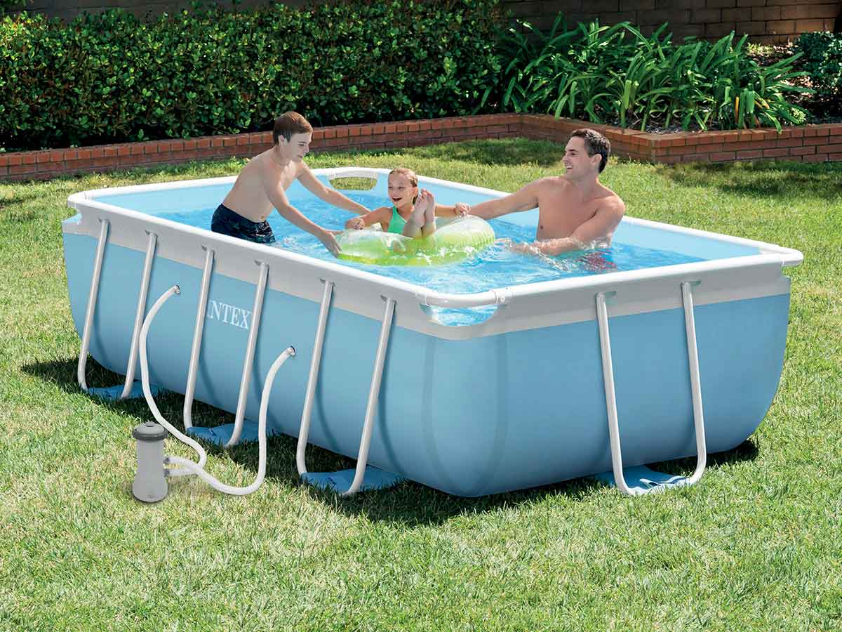 Catgorie piscine du guide et comparateur d 39 achat for Liner piscine intex