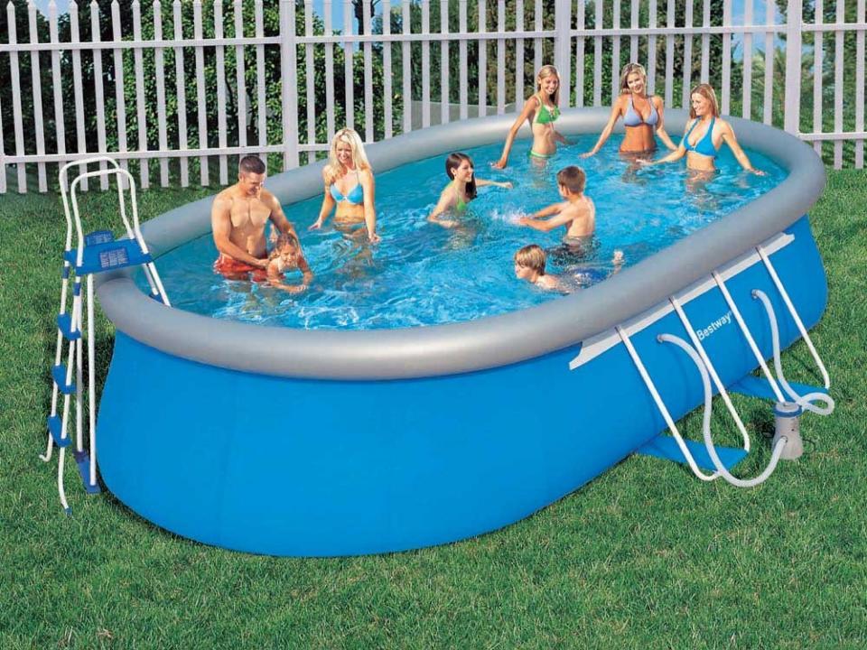 Cat gorie piscine du guide et comparateur d 39 achat for Piscine autoportante ovale 6 10 x 3 66 x 1 22 m