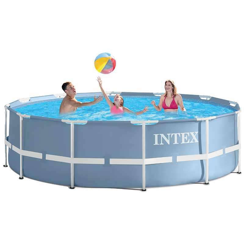 Intex aire de jeux palmier for Accessoire piscine 44