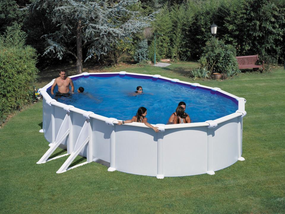 Catgorie piscine page 7 du guide et comparateur d 39 achat - Piscine acier enterrable ...