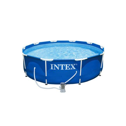 Piscine guide d 39 achat for Montage piscine intex