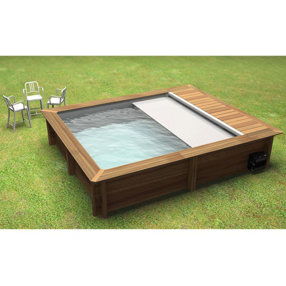 Catgorie piscine du guide et comparateur d 39 achat for Piscine hors sol bois 10 x 5