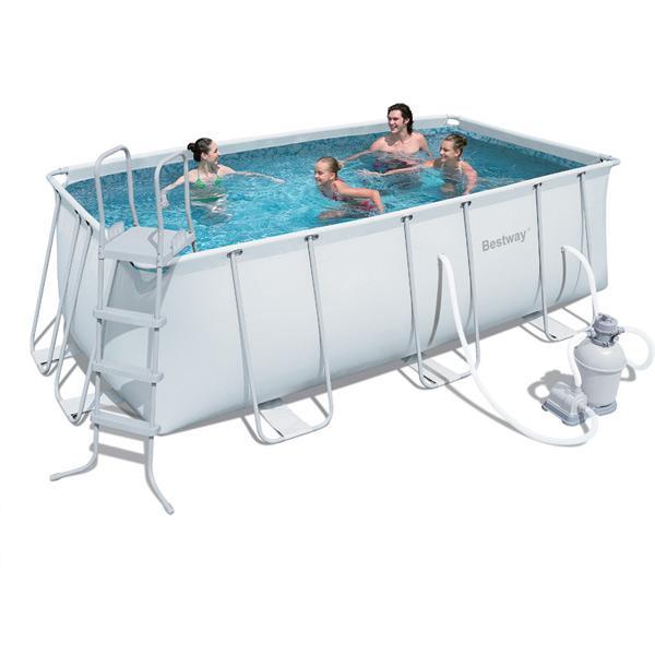 Cat gorie piscine du guide et comparateur d 39 achat for Achat piscine tubulaire rectangulaire