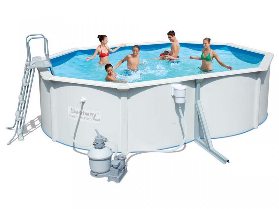 Bestway for Liner piscine 3 60 1 20