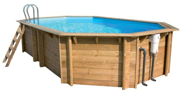 Piscine bois procopi for Piscine tropic octo 414