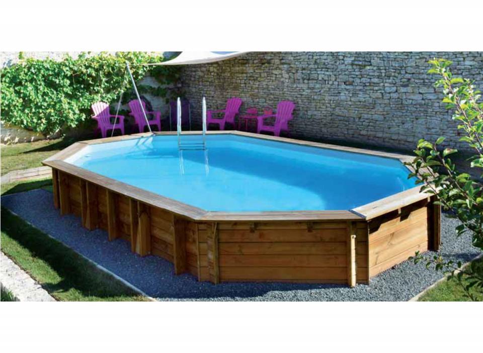 Catgorie piscine du guide et comparateur d 39 achat for Accessoire piscine bois