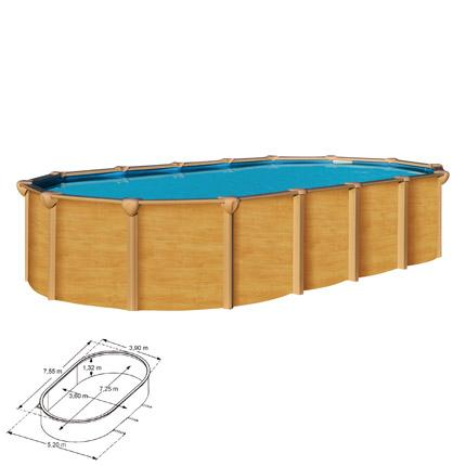 Cat gorie piscine page 2 du guide et comparateur d 39 achat - Piscine intex aspect bois ...