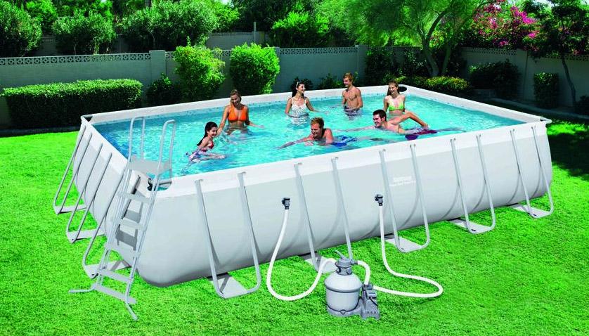 Bestway c piscine tubulaire ovale steel pro frame for Piscine tubulaire ovale 4 88 x 3 05 x 1 07 m