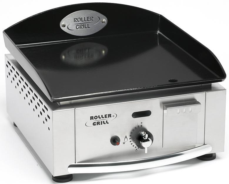 Set plancha lectrique cle 600 roller grill - Plancha roller grill pl 600 gaz ...