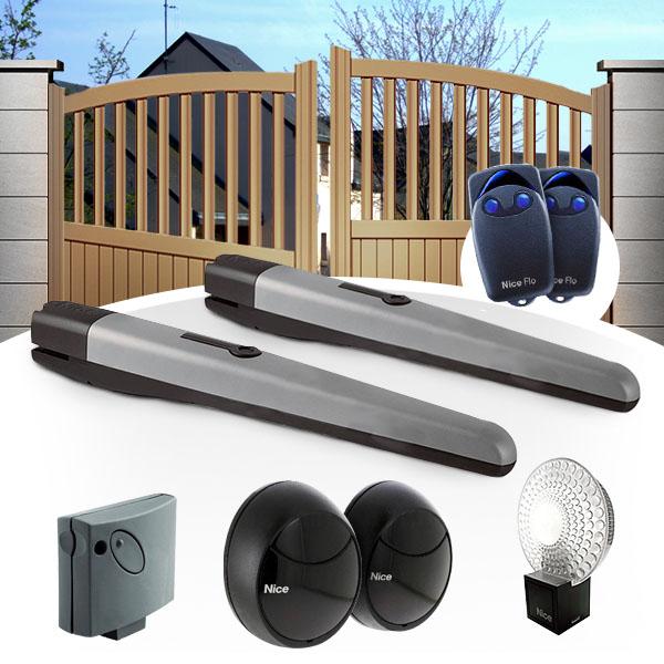 nice motorisation porte garage spin 23kce 1 batterie catgorie portail. Black Bedroom Furniture Sets. Home Design Ideas