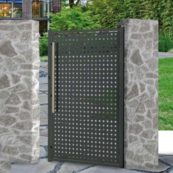 Catgorie portillon du guide et comparateur d 39 achat - Porte en acier galvanise ...