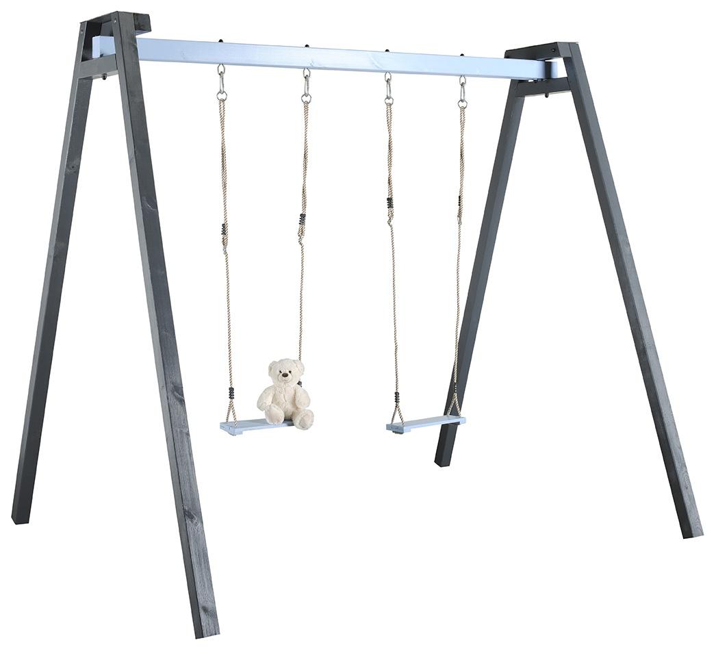Jardipolys cportique en bois portik 1 for Portique exterieur bebe