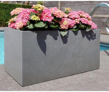 Cat gorie pot de fleur du guide et comparateur d 39 achat - Jardinieres fibre de terre exterieur ...
