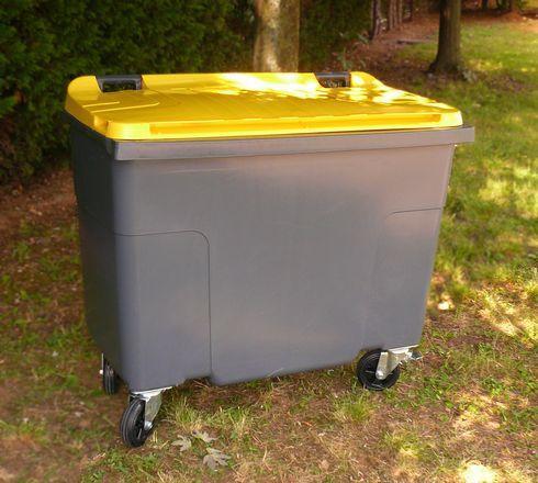 Catgorie poubelle page 2 du guide et comparateur d 39 achat for Grande poubelle exterieur