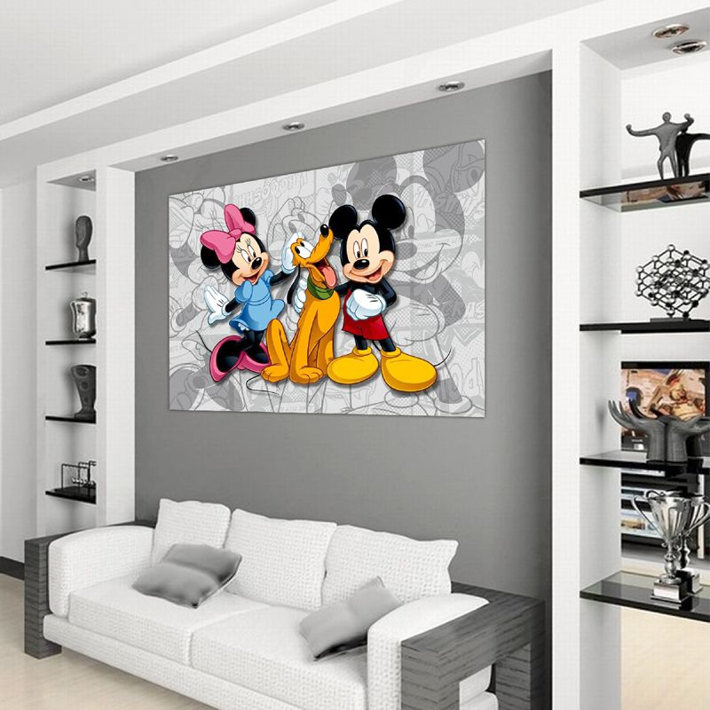 D co maison minnie - Decoration mickey chambre ...