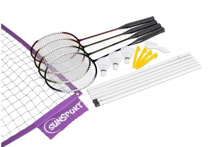 catgorie raquettes de badminton du guide et comparateur d. Black Bedroom Furniture Sets. Home Design Ideas