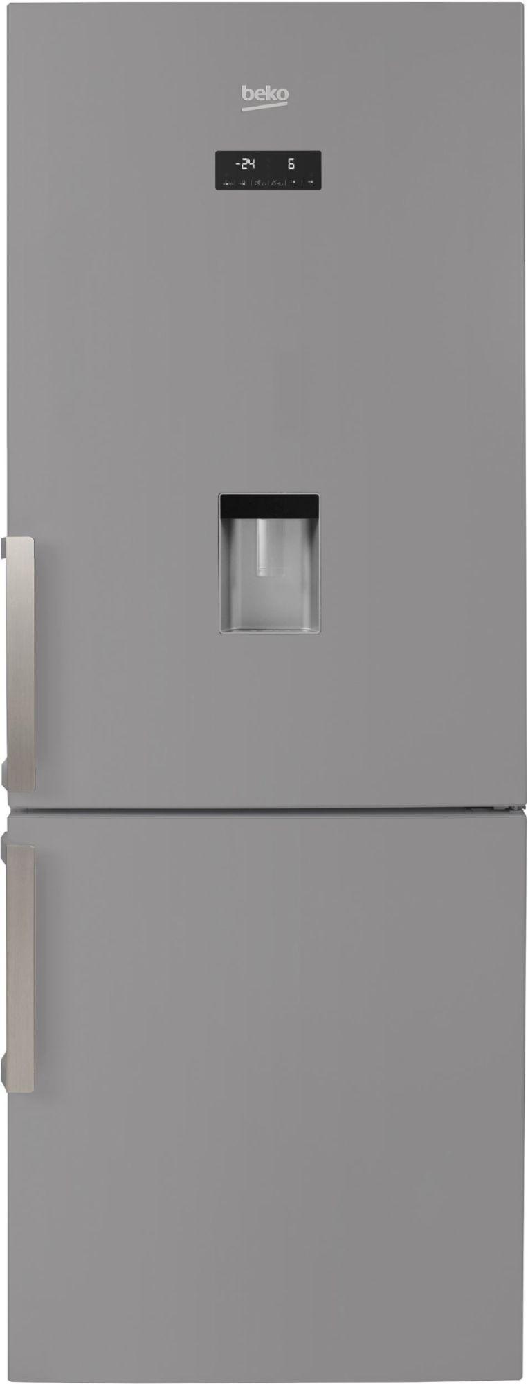 combine inverse beko rcne520e31ds. Black Bedroom Furniture Sets. Home Design Ideas