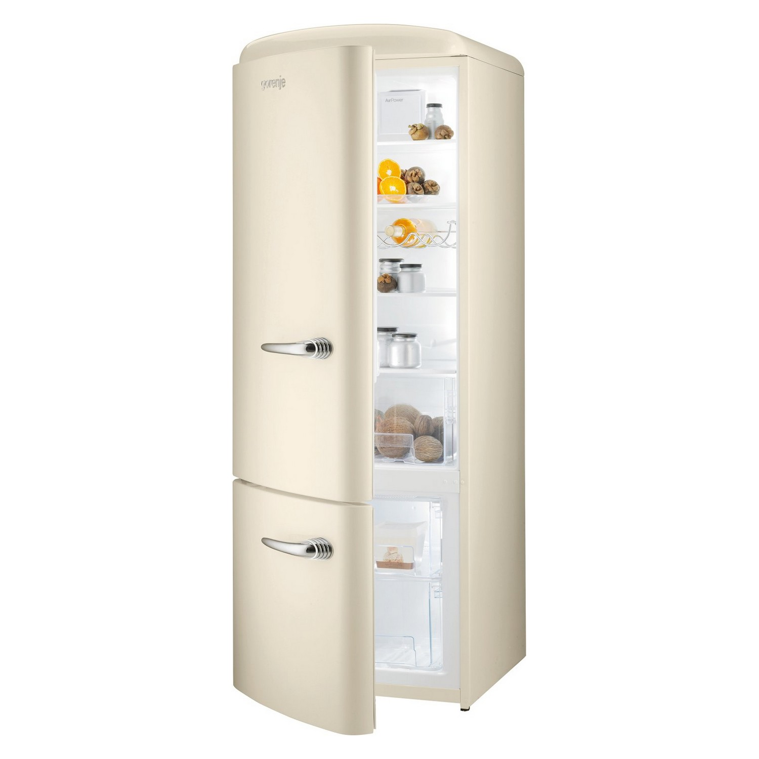 Gorenje rk60319oc for Retro kühl gefrierschrank