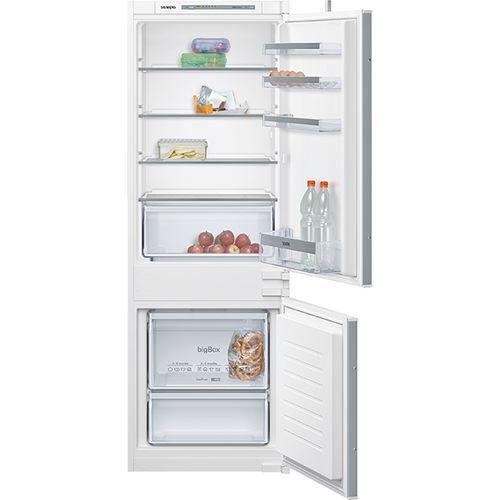 R frig rateur cong lateur encastrable siemens ki77vvs30 - Refrigerateur congelateur encastrable froid ventile ...