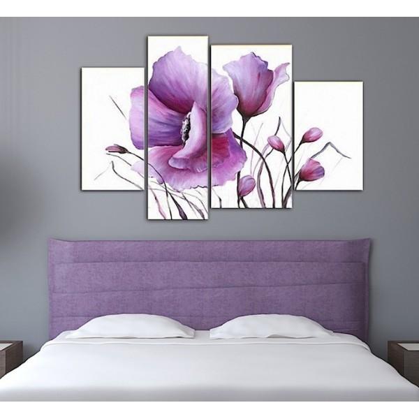 Tableau de guide d 39 achat for Peinture violette