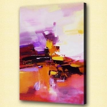 tableau abstrait jazz - Tableau Abstrait Color