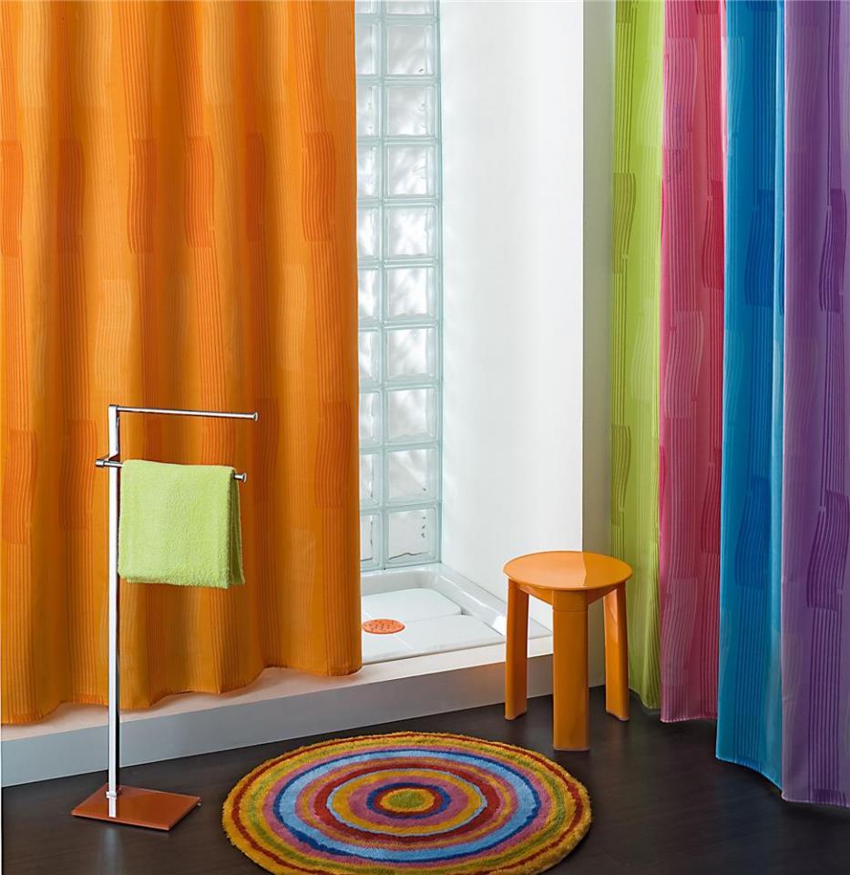 Catgorie rideaux de douche du guide et comparateur d 39 achat - Rideau salle de bain ...