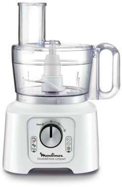 Robot multifonction moulinex fp826h10 double force digital for Robot de cuisine mix compact