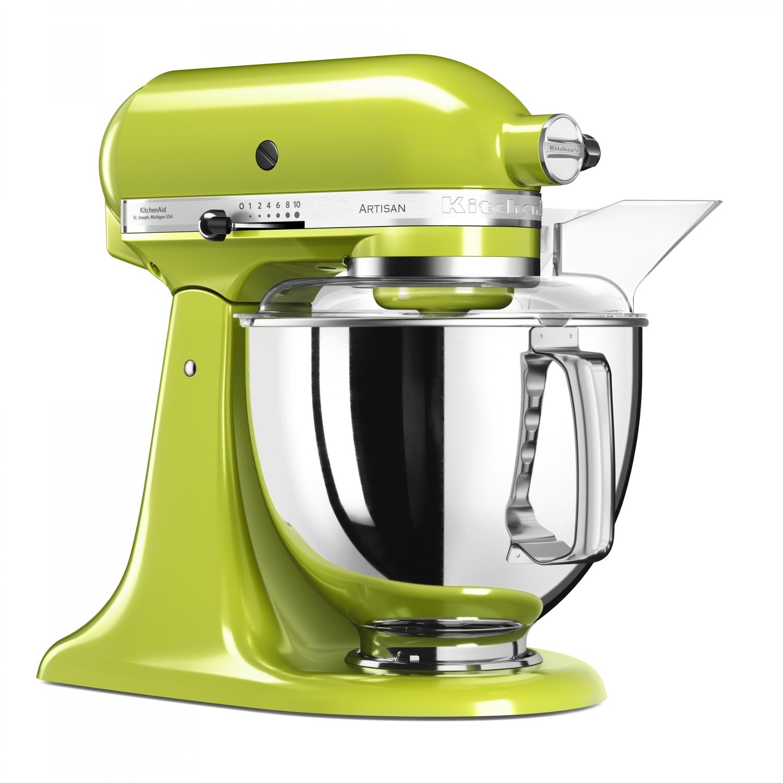 Kitchenaid robot patissier artisan elegance 5ksm175psega ver for Aide de cuisine
