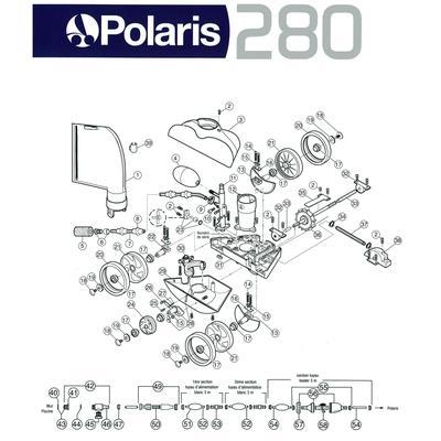 Catgorie robot et balai de piscine page 1 du guide et for Accessoire robot piscine polaris 280