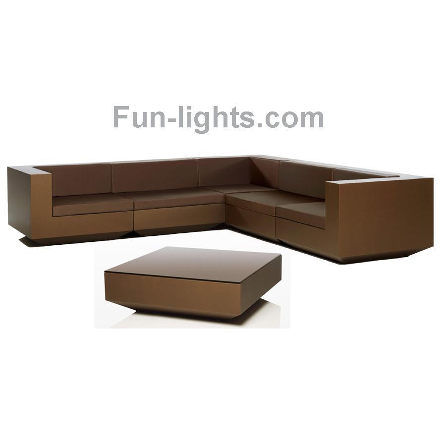 salon de jardin design vondom. Black Bedroom Furniture Sets. Home Design Ideas