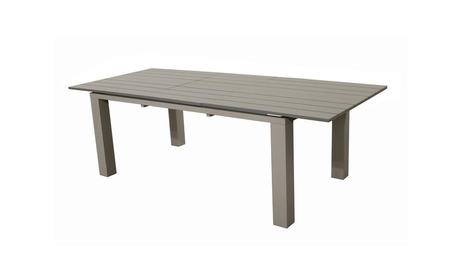 Catgorie salon de jardin page 11 du guide et comparateur d - Table de jardin extensible aluminium ...