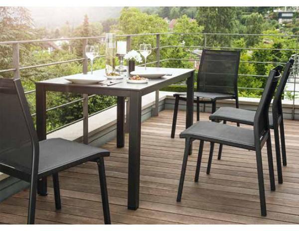 Cat gorie salon de jardin du guide et comparateur d 39 achat - Table et chaise pour balcon ...