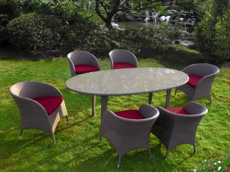 Table a manger jardin d 39 ulysse for Jardin d ulysse catalogue