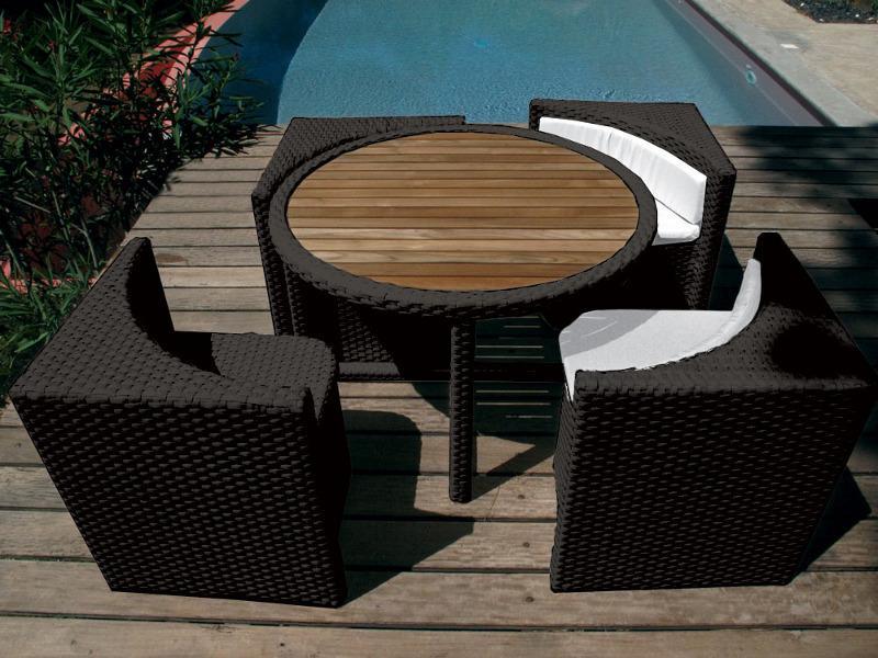 Beautiful Taille Terrasse Pour Salon De Jardin Images - Amazing ...