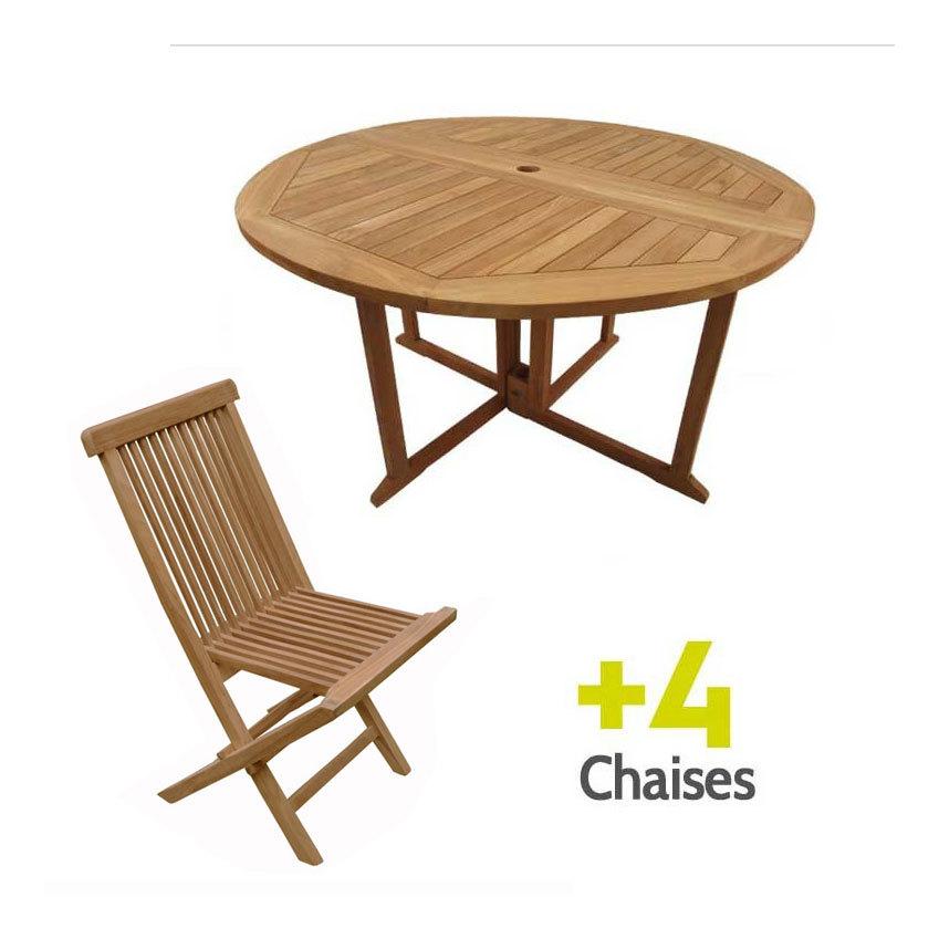 Table Pliante Salon