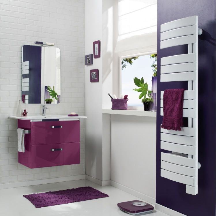 seche serviette atlantic nefertiti chauffage. Black Bedroom Furniture Sets. Home Design Ideas