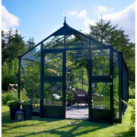Catgorie serre de jardin page 1 du guide et comparateur d for Serre de jardin adossee en verre
