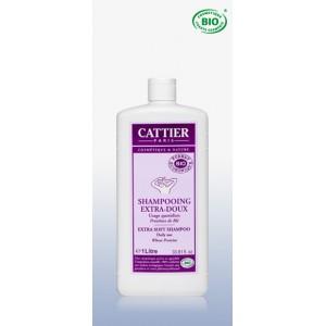 Shampoing Auto Professionnel : cattier shampoing extra doux bio aux prot ines de bl de ~ Nature-et-papiers.com Idées de Décoration