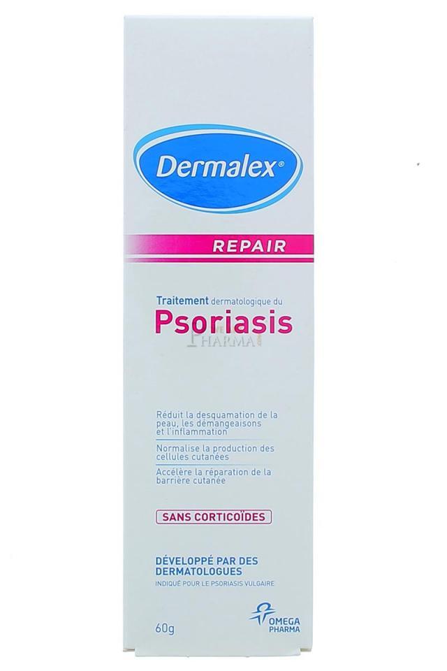 Tout sur le psoriasis sur la tête