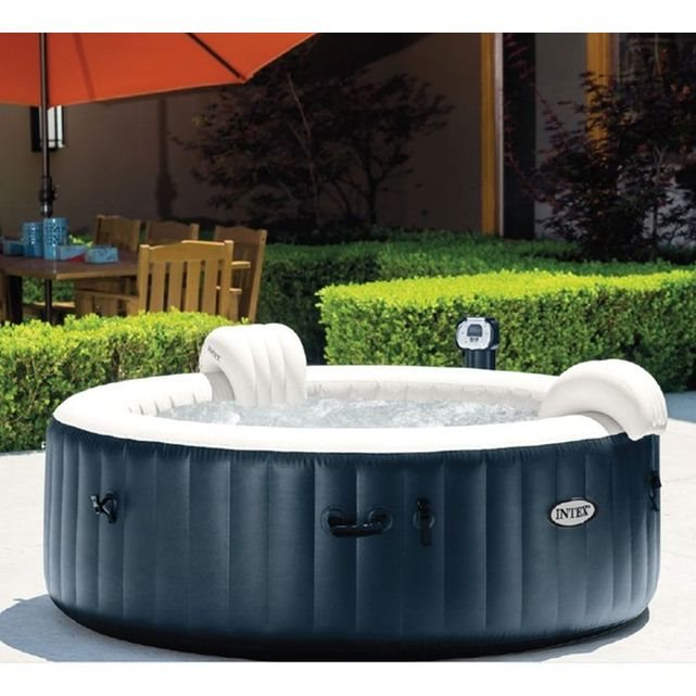 jacuzzi intex 2 places. Black Bedroom Furniture Sets. Home Design Ideas