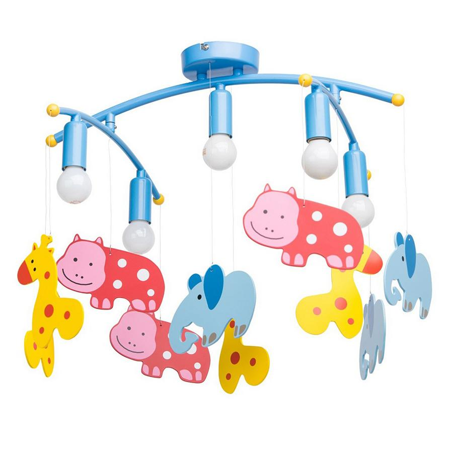 Best luminaire multi suspension colore enfant gallery for Luminaire suspension