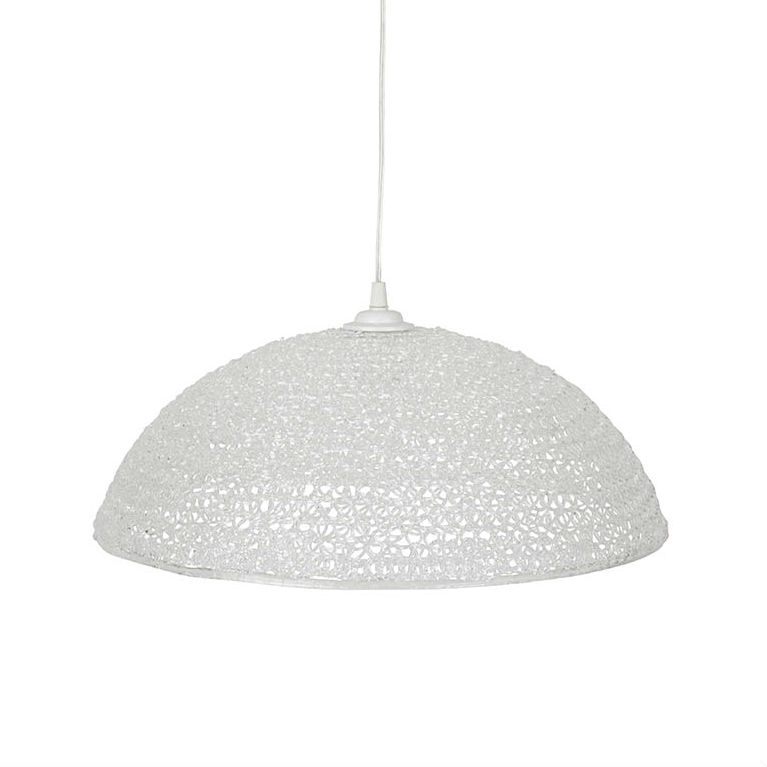 corep ctaylor suspension dentelle transparent 44cm su. Black Bedroom Furniture Sets. Home Design Ideas