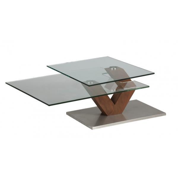 Recherche plateau pivotant du guide et comparateur d 39 achat - Table basse verre plateau pivotant ...