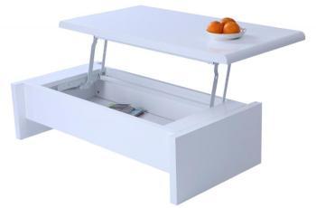 Catgorie tables basses du guide et comparateur d 39 achat - Table basse relevable avec rangement ...