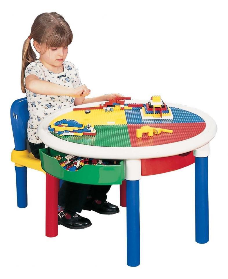 Catgorie tables denfant du guide et comparateur d 39 achat - Table ronde pour enfant ...