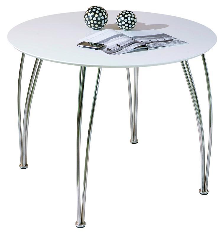 Pied de table guide d 39 achat for Table de cuisine blanche