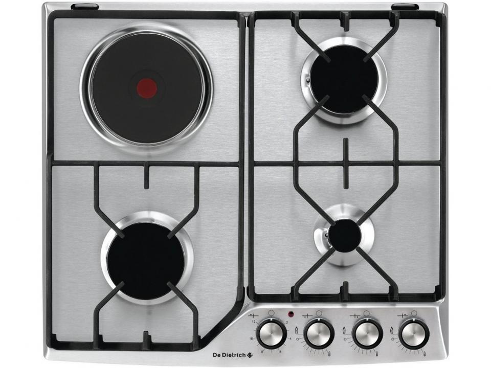 De dietrich dte 1111 x catgorie plaque de cuisson - Table de cuisson mixte de dietrich ...
